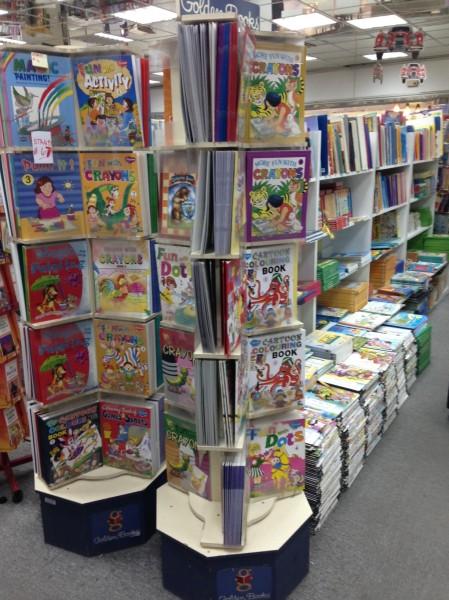 Muthana Kuwait bookshop