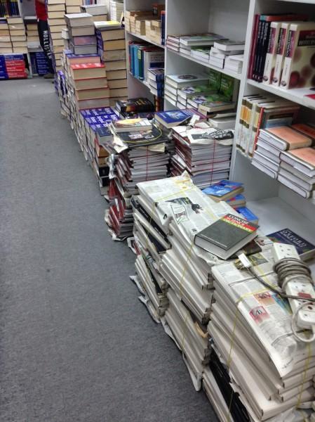 Kuwait Bookshop sale