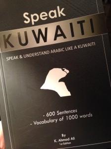Speak Kuwaiti book